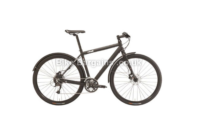 Cinelli Bootleg Hoy Hoy Rats Alloy City Bike 2016 black, 46cm, 49cm, 52cm