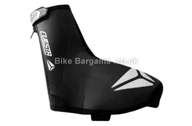 Cuesta Black Neoprene Zip Overshoes black, S, M, L
