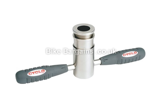Cyclo Tools Cycle Crown Race Facing Tool silver