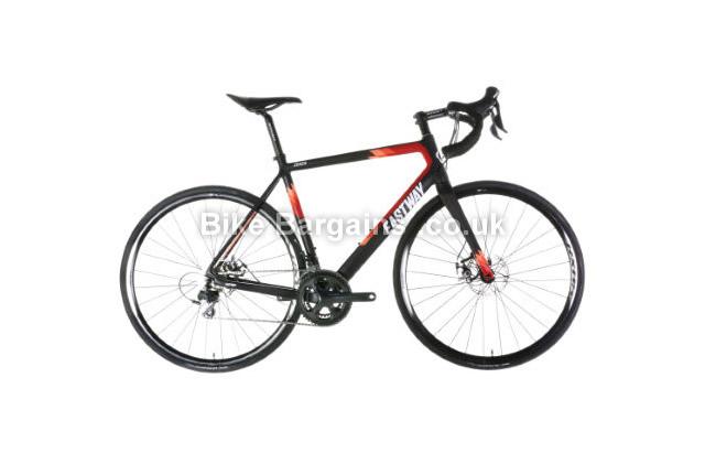 Eastway Zener D3 Carbon Tiagra Disc Brake Road Bike 2016 50cm, 58cm