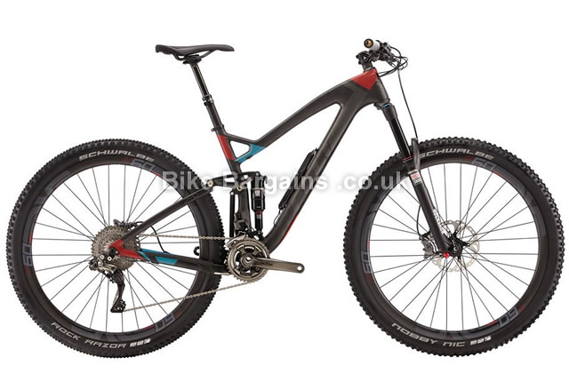 Felt Virtue FRD 29 inch Full Suspension Mountain Bike 2016 16""