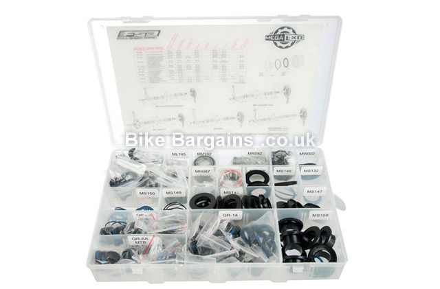 FSA MegaExo Bottom Brackets Spare Parts Box various spares