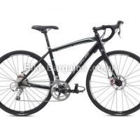 Fuji Finest 1.1 D Ladies Black Alloy Disc Road Bike 2015