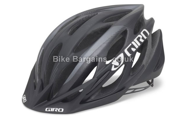 Giro Athlon XC MTB Helmet 2016 S, titanium