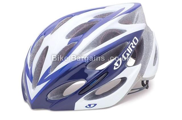 Giro Monza Roc Loc Road Helmet 2014 L, Green