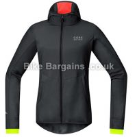 Gore Bike Wear Element Ladies Windstopper Softshell Hooded Jacket