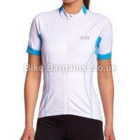Gore Bike Wear Oxygen Windproof Ladies Soft Shell Short Sleeve Jersey