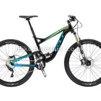 GT Sensor Pro 27.5″ Alloy Full Suspension Mountain Bike 2015