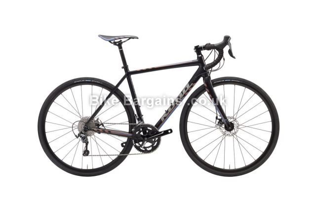 Kona Esatto Disc Alloy Road Bike 2016 54cm, Black
