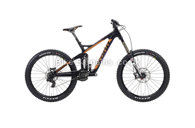Kona Supreme Operator Full Suspension Downhill Mountain Bike 2015 S, M, L