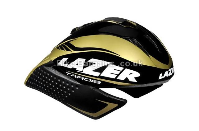 Lazer Tardiz II Aquavent Road Time Trial Helmet white, black, L