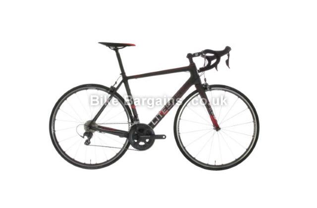 Litespeed L1 Ultegra Carbon Road Bike 2016 black, S, M, L, XL
