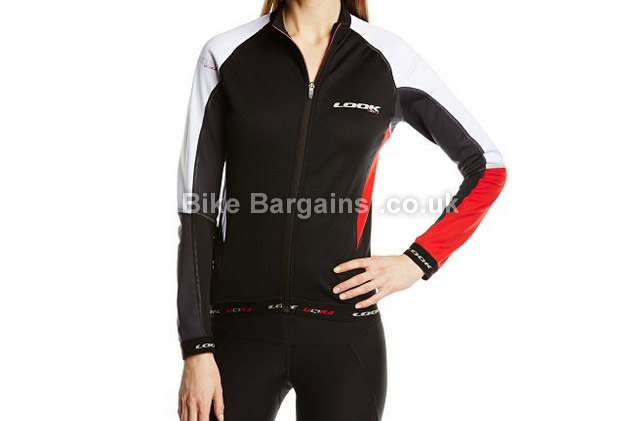 Look Ladies Elle Ultra Long Sleeve Thermoshield Jersey S, black
