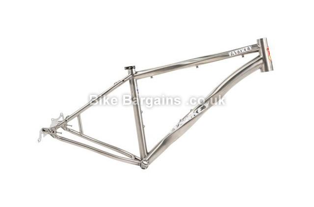 "Lynskey Fatskey Titanium Hardtail Mountain Bike Frame 2015 21"""