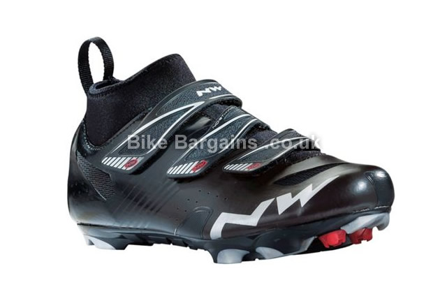 Northwave Hammer CX Ultralite Cyclocross Shoes 38, black