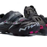 Northwave Ladies Elisir Evo Black MTB Shoes 2015