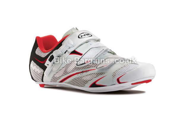 Northwave Ladies Starlight SRS White Road Shoes 36,37,38