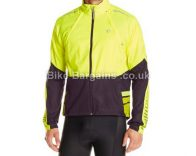 Pearl Izumi Mens Elite Barrier Zip Convertible Cycling Jacket