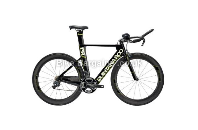 Quintana Roo PRFive Carbon Ultegra Di2 Race Time Trial Bike 2016 48cm, 50cm