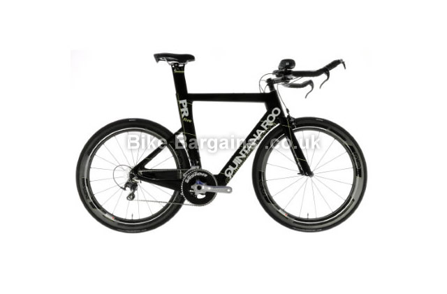 Quintana Roo PRFive Carbon Ultegra Race Time Trial Bike 2016 48cm, 50cm, 54cm, black, green