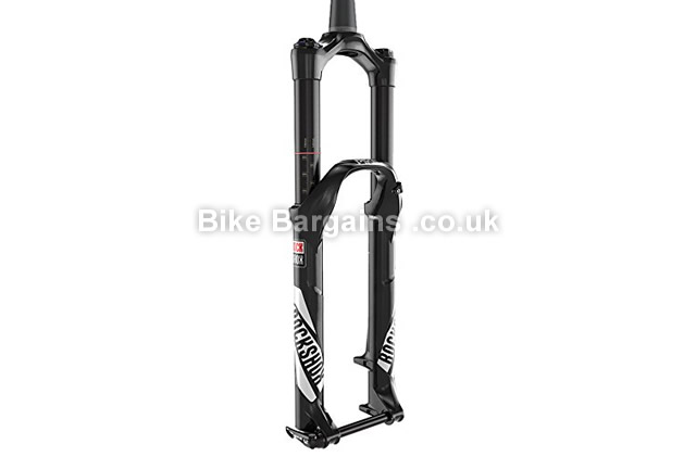 "Rockshox Pike RCT3 Dual Position Air 160mm 26 inch Suspension Fork 26"", black, 160mm"