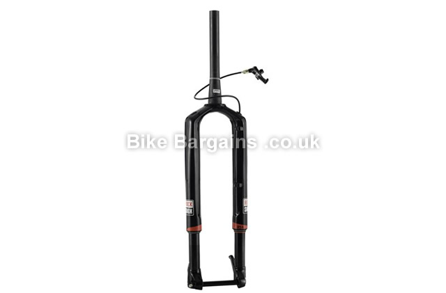 """RockShox RS1 Solo Air 29 inch Suspension Fork 29"""", 100mm, Tapered"""