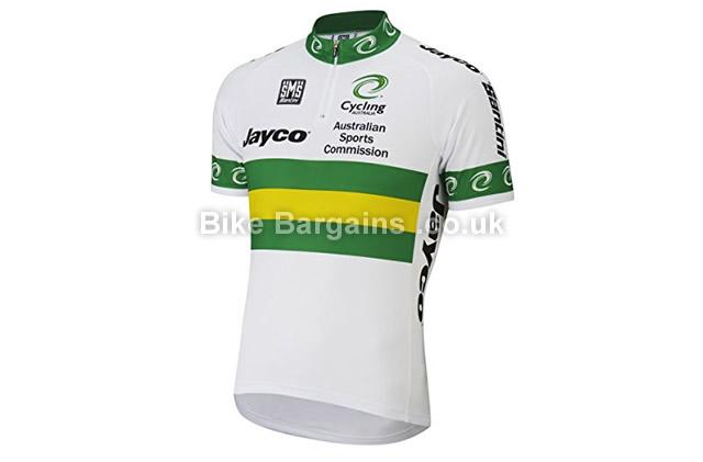 Santini Australian National Team Short Sleeve Cycling Jersey XS