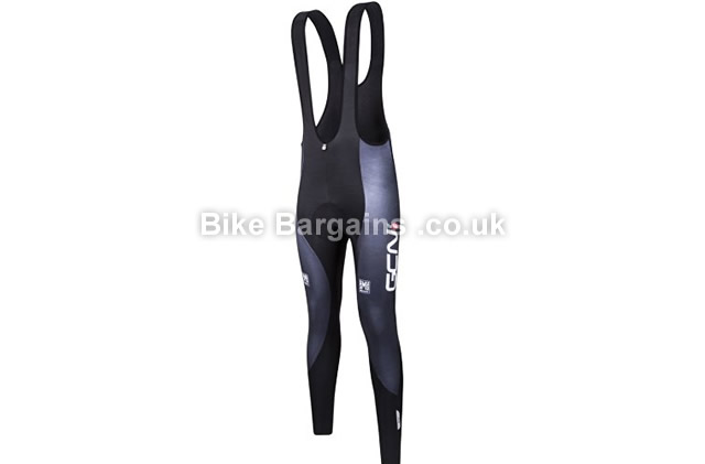 Santini GCN Padded Winter Road Cycling Bib Tights L,XL,XXL