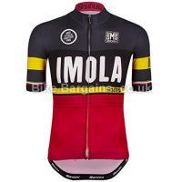 Santini Replica Imola Short Sleeve Jersey