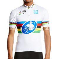 Santini UCI World Champion Cyclocross Short Sleeve Jersey