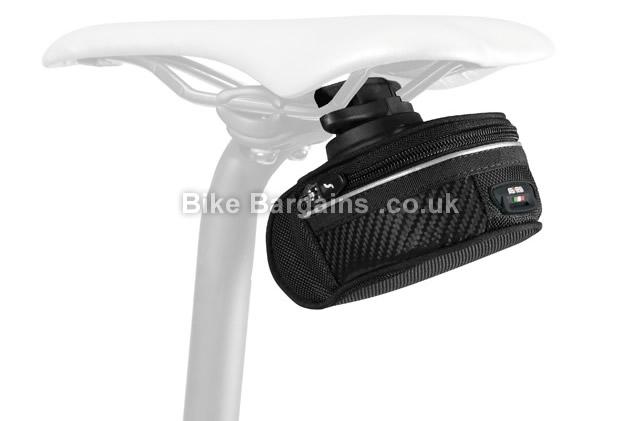 Scicon Vortex 480 Clip Saddle Bag carbon, black