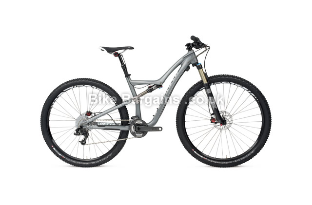 Specialized Rumor Expert Ladies Mountain Bike 2014 L, grey