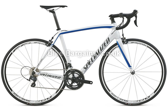 Specialized Tarmac Comp Racing Carbon Road Bike 2015 white, 56cm