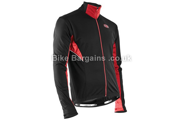 Sugoi RS 180 Black Red Cycling Jacket S, XL, black, red