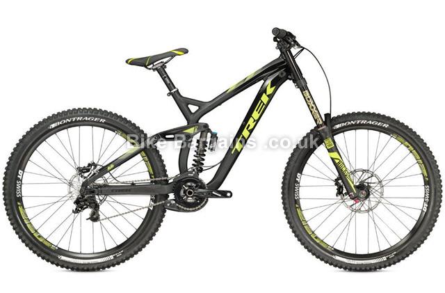 Trek Session 88 DH 650b Alloy Mountain Bike 2015 S, black