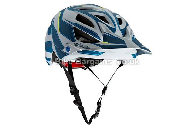 Troy Lee A1 Reflex MTB Helmet XS,S,Grey