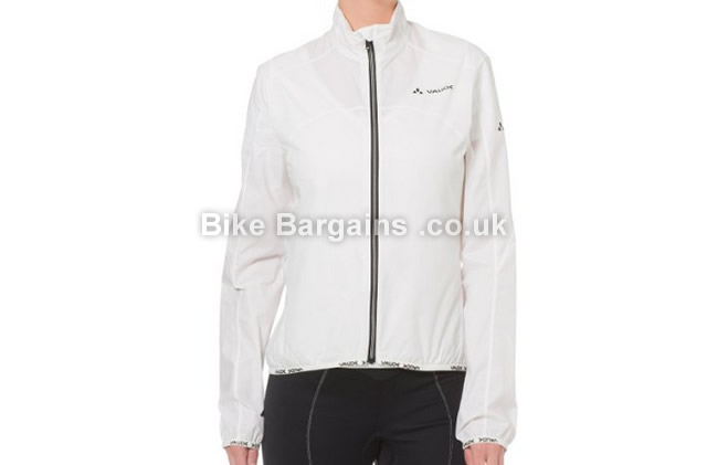 Vaude Ladies Air Windproof Jacket 44, white