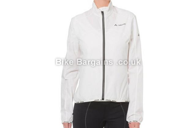 Vaude Ladies Air Windproof Jacket 44, white