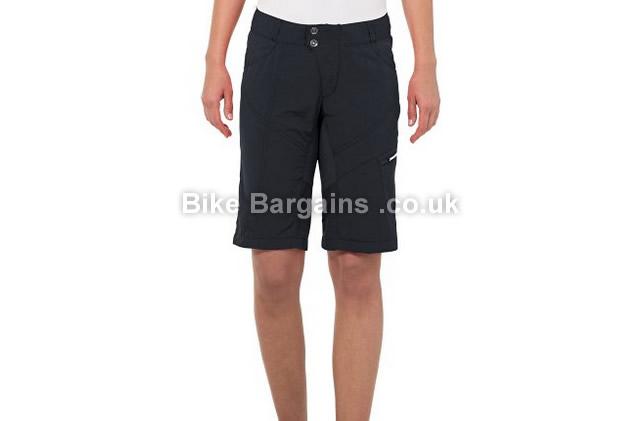 Vaude Ladies Tamaro Baggy Cycling Shorts black, 44