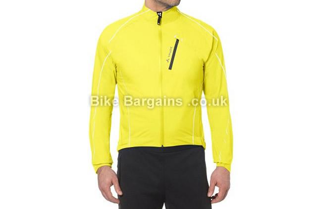 Vaude Men's Sky Fly Cycling Rain Jacket II