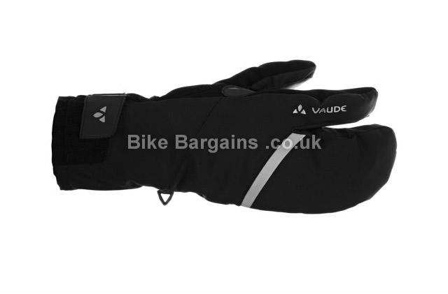 Vaude Syberia II Black Winter Lobster Gloves black, S,M,L,XL