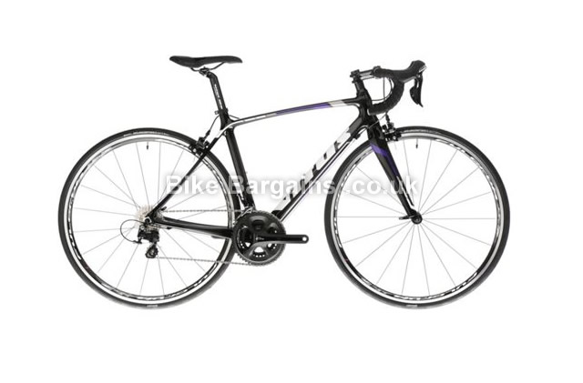 Vitus Bikes Venon L Ladies Carbon Road Bike 2015 58cm, black, purple