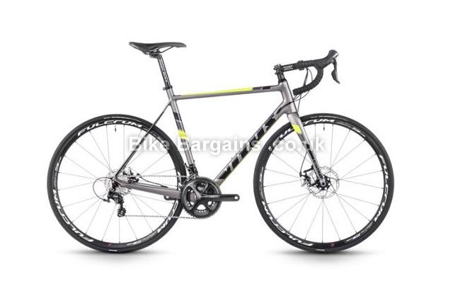 Vitus Bikes Venon VR Disc Brake Carbon Road Bike 2016 54cm, 58cm, 60cm