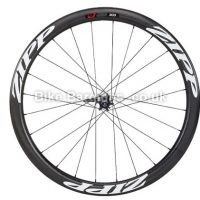 Zipp 303 Firecrest Carbon Clincher 18 Spoke Front Road Wheel