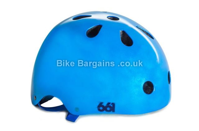 661 Dirt Lid Plus Helmet 2015 blue, red, yellow