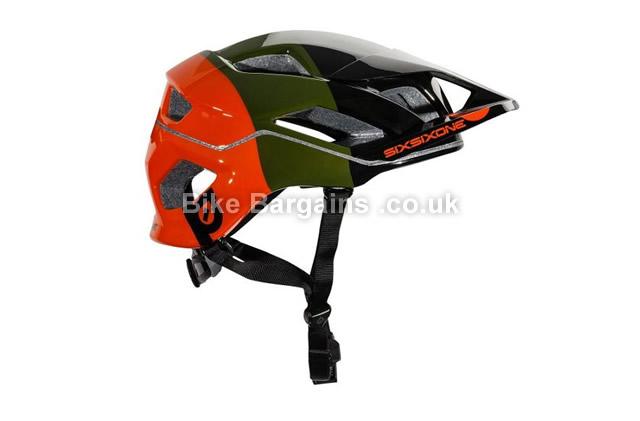 661 Evo AM MTB Helmet 2016 red, black, XS,S,