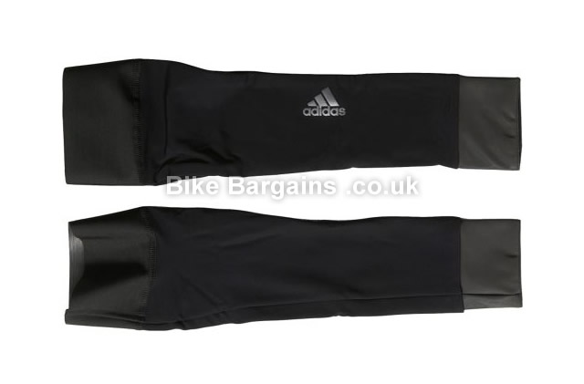 Adidas Infinity Warm Thermal Arm Warmers 2015 S,L,XL, black