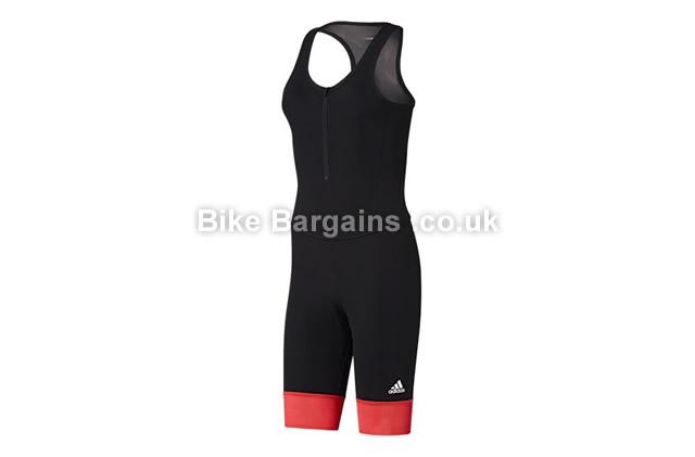 Adidas Adistar Ladies CD.Zero 3 Triathlon Bodysuit black, M, L
