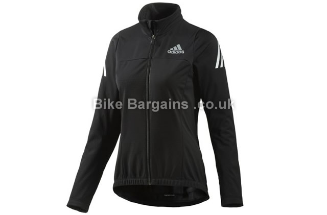 Adidas Ladies Supernova Cycling Jacket XS,S,M,L, black