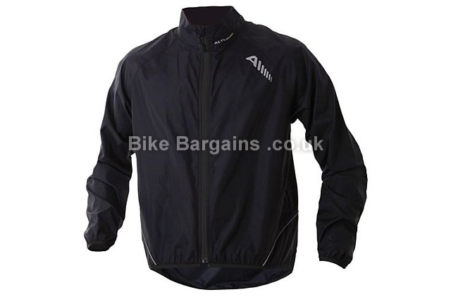 Altura Cropton Windproof Cycling Jacket black, S
